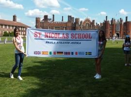 Letnja škola u Engleskoj 2014